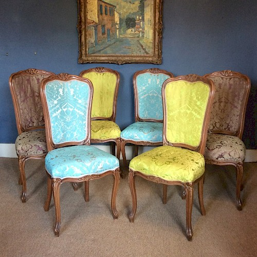 French dinning chairs