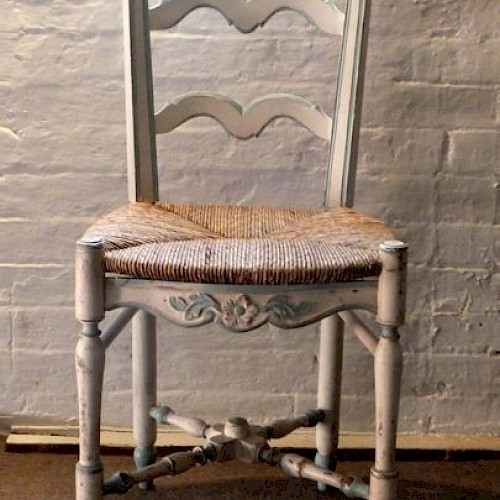 Set of Six Provencale Dining Chairs