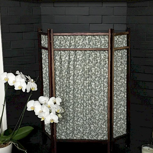 Small Lacquered Screen